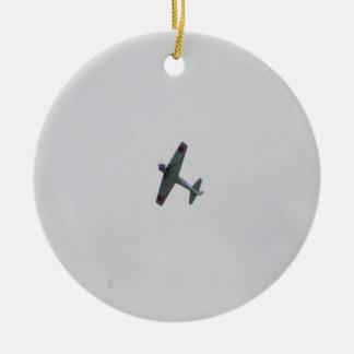 Model Zero Ceramic Ornament