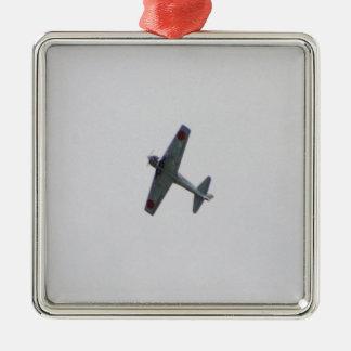 Model Zero Metal Ornament