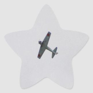 Model Zero Star Sticker