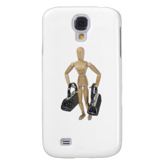 ModelCarryingLuggage061111 Samsung Galaxy S4 Covers