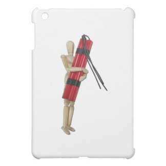 ModelHoldingDynamite061111 iPad Mini Case