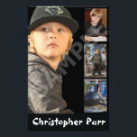 """Modeling/Acting Mini Zed/Comp Card Postcard<br><div class=""""desc"""">Modeling or acting mini comp or zed card 2-sided. Customize your headshot comp card photos,  fonts and more. Affordable and cheap to order one or more for your auditions.</div>"""