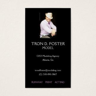 Modeling Profile Card