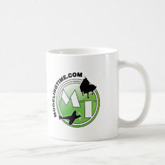 modelingtime green  verde glossy coffee mug