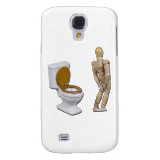 ModelInNeedNextToToilet121611 Samsung Galaxy S4 Case