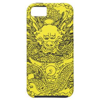 Modelo 11 del dragón iPhone 5 Case-Mate cárcasa