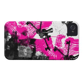 Modelo 170 del Grunge Case-Mate iPhone 4 Coberturas