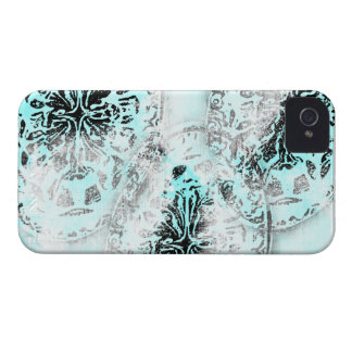 Modelo 172 del Grunge Case-Mate iPhone 4 Protectores