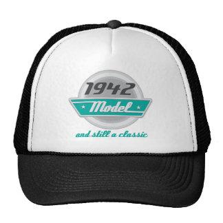 Modelo 1942 y aún una obra clásica gorras