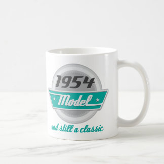 Modelo 1954 y aún una obra clásica taza clásica