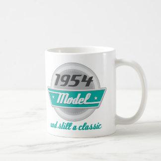 Modelo 1954 y aún una obra clásica taza de café