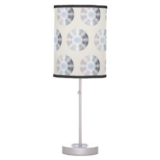 Modelo 1 de la herencia lámpara de mesilla de noche