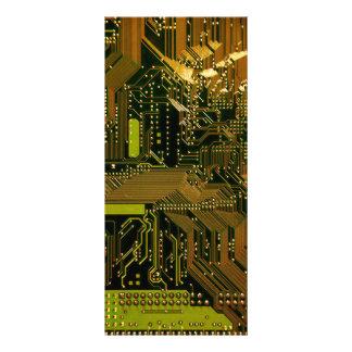 Modelo 1 de la placa de circuito lonas personalizadas