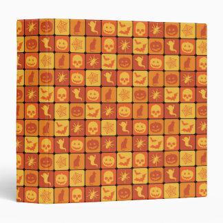 """Modelo 2 de Halloween Carpeta 1 1/2"""""""