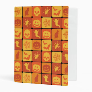 Modelo 2 de Halloween Mini Carpeta