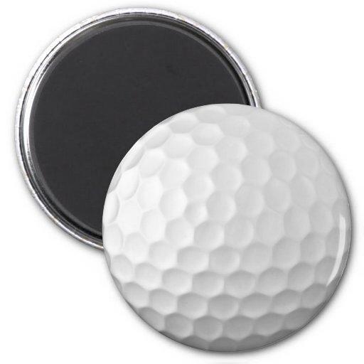 Modelo 2 de la textura de los hoyuelos de la pelot imán para frigorífico