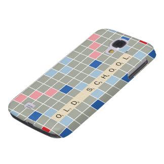 Modelo 2 del Scrabble Funda Para Galaxy S4