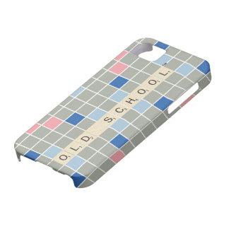 Modelo 2 del Scrabble Funda Para iPhone 5 Barely There