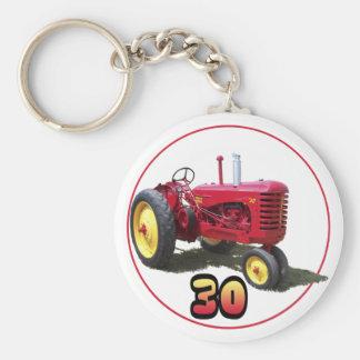 Modelo 30 llavero redondo tipo pin