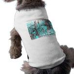 Modelo 38 del Grunge Camisa De Perrito