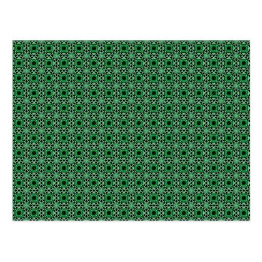 Modelo 4B SM del Tessellation cualquier postal del