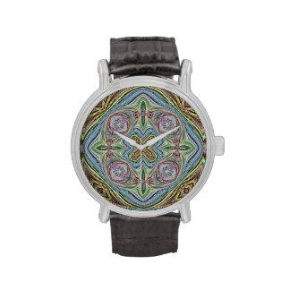 modelo 9 frecuencia intermedia reloj de mano