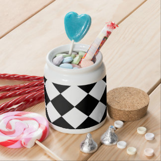 Modelo a cuadros platos para caramelos