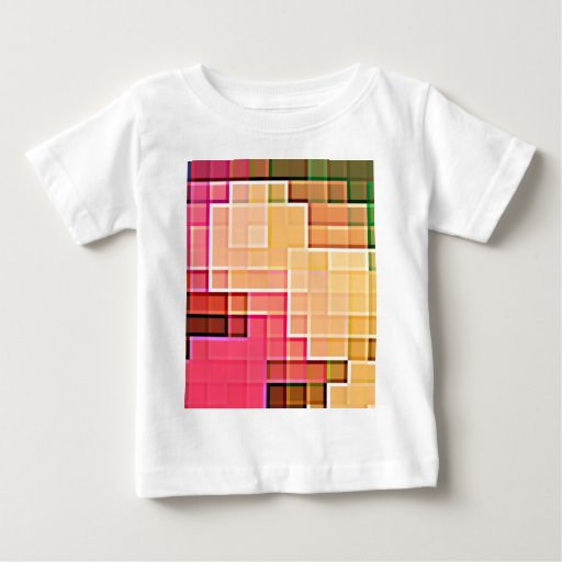 Modelo abstracto 1 del pixel poleras