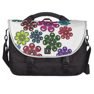 modelo abstracto bolsas para portatil
