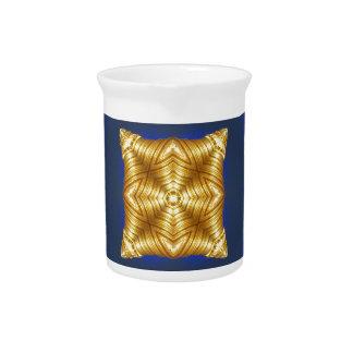 Modelo abstracto de la pagoda jarrón