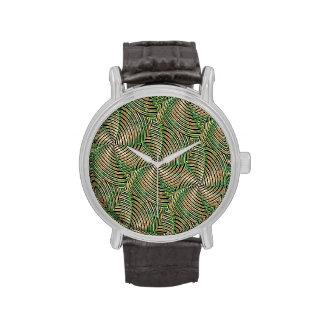 Modelo abstracto de la tecnología relojes de pulsera
