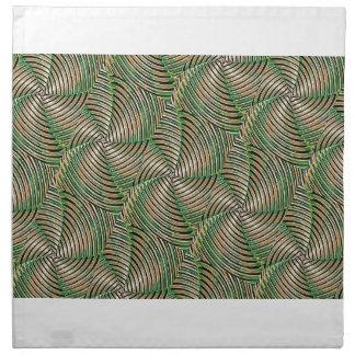 Modelo abstracto de la tecnología servilleta de papel