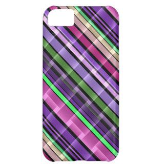Modelo abstracto de las rayas (púrpura, rosado, ve