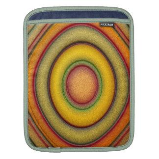 Modelo abstracto del caramelo mangas de iPad