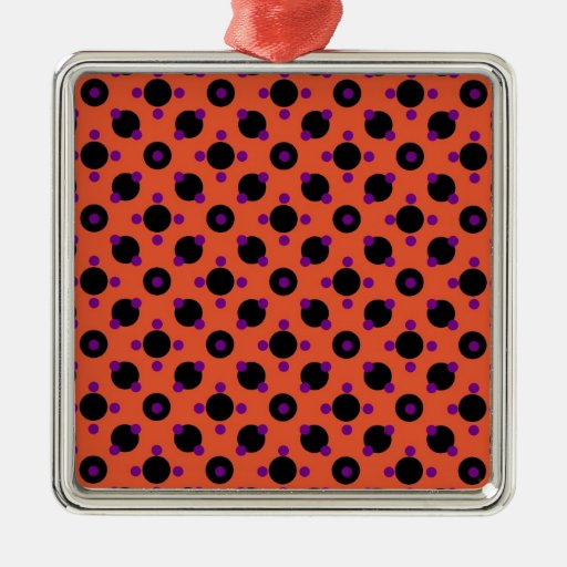 Modelo abstracto enrrollado retro adorno cuadrado plateado
