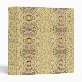 """Modelo abstracto floral del diseño carpeta 1"""""""