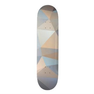 Modelo abstracto fresco del triángulo monopatines personalizados