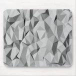 modelo abstracto gris tapetes de ratón