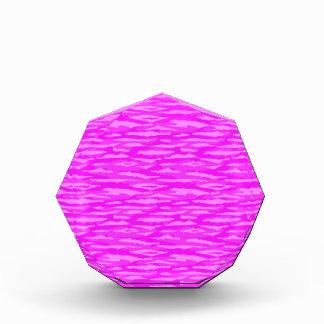 Modelo abstracto inconsútil rosado
