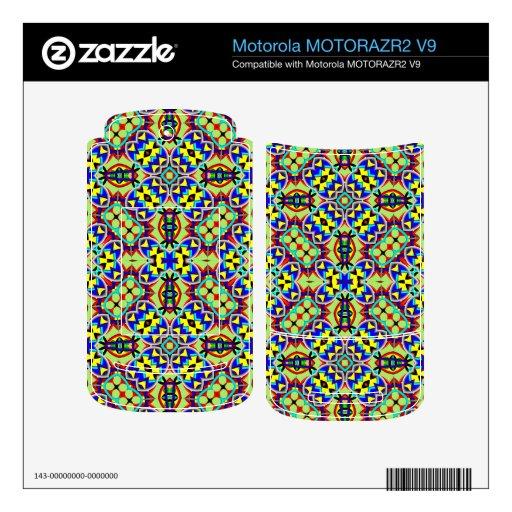 Modelo abstracto moderno MOTORAZR2 v9 skins