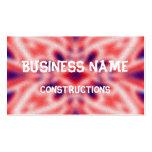 Modelo abstracto tarjeta de negocio
