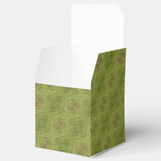 Modelo abstracto único cajas para regalos