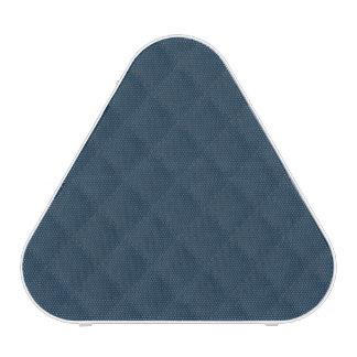 Modelo acolchado azul de medianoche altavoz bluetooth