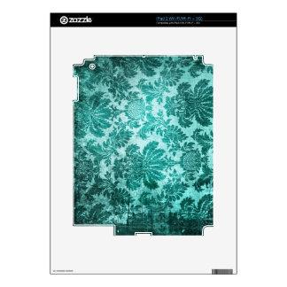 Modelo afiligranado del Grunge en trullo Skins Para iPad 2