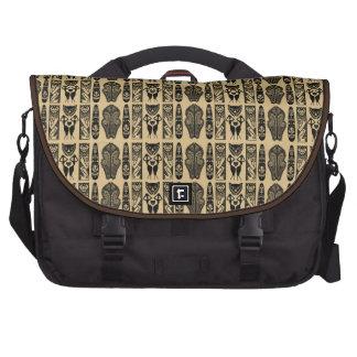 Modelo africano bolsas para portatil