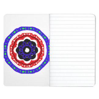 Modelo agradable del círculo cuadernos