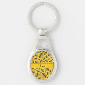 Modelo amarillo conocido personalizado de la hambu
