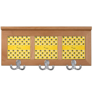 Modelo amarillo conocido personalizado de los