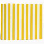 Modelo amarillo de las rayas de la diversión