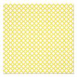 Modelo amarillo de Quatrefoil Arte Con Fotos